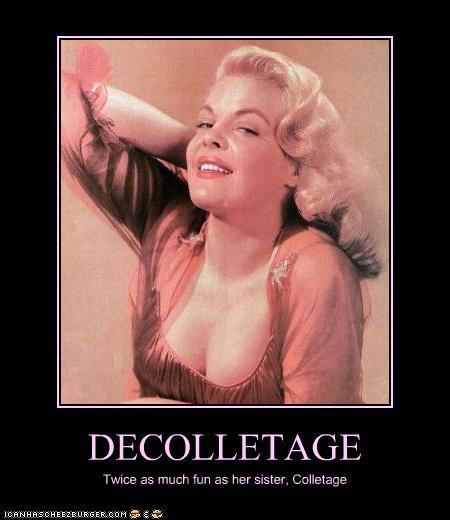 Decolletage