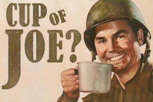 Cupp-a-Joe, Cup of Joe, Cup of Coffee
