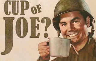 Cupp-a-Joe, Cup of Joe, Cup of Coffee