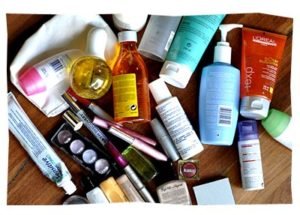 Clean out your old Skin Care products!